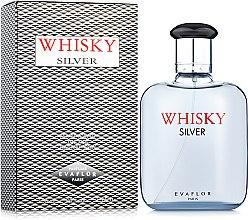 Парфюмерия и Козметика Evaflor Whisky Silver - Тоалетна вода