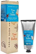 """Парфюмерия и Козметика Крем за ръце """"Балтийско море"""" - The Secret Soap Store Time For Baltic Hand Cream"""