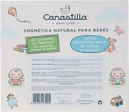 Luxana Canastilla - Комплект за деца (тоал. вода/100ml + сапун/150ml) — снимка N2