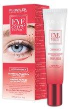 Парфюмерия и Козметика Околоочен крем с повдигащ ефект - Floslek Eye Care Expert Dermo-Repair Lifting Eye Cream