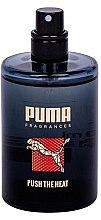 Парфюмерия и Козметика Puma Push The Heat - Тоалетна вода (тестер без капачка)