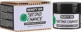 Парфюмерия и Козметика Маслен комплекс за растеж на вежди - Beauty Jar Second Chance Eyebrow Growth Oil Complex
