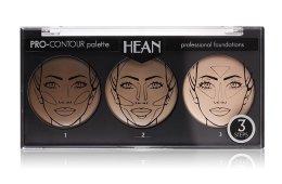 Парфюмерия и Козметика Палитра за контуриране - Hean Pro-Countour Palette