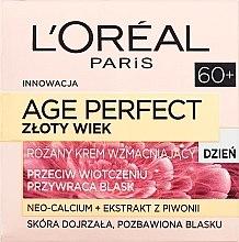 Парфюми, Парфюмерия, козметика Дневен крем - L'Oreal Paris Age Perfect Golden Age Rosy Re-Fortifying Day Cream