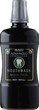 Почистваща вода за уста - Beauty Formulas Active Oral Care Mouthwash Nature Fresh
