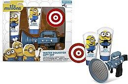 Парфюмерия и Козметика Детски комплект за баня - Corsair Minions Splashing Gift Box (душ гел/100ml + шампоан/100ml + играчка)