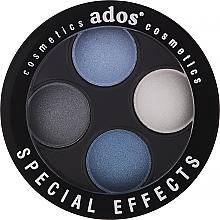 Парфюмерия и Козметика Сенки за очи - Ados Special Effect Eye Shadows