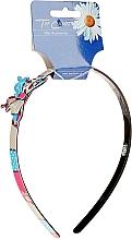 Парфюмерия и Козметика Диадема за коса с пеперуди , разноцветна - Top Choice