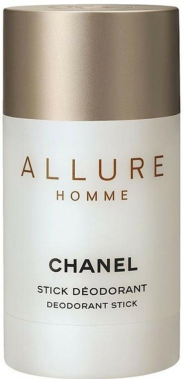 Chanel Allure Homme - Стик дезодорант — снимка N1