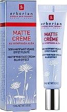 Парфюмерия и Козметика Матиращ крем за лице - Erborian Matt Cream
