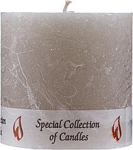 Парфюмерия и Козметика Ароматна свещ, сива - ProCandle Special Collection Of Candles