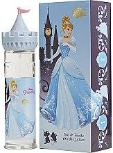 Парфюмерия и Козметика Disney Princess Cinderella - Тоалетна вода