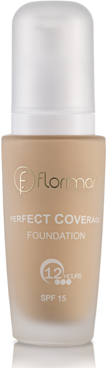 Фон дьо тен - Flormar Perfect Coverage Foundation