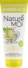 Парфюмерия и Козметика Хидратиращ душ крем с екстракт от сладък бадем - Nature Moi Shower Cream