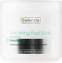 Парфюмерия и Козметика Скраб за крака - Bielenda Professional Podo Expert Program Smoothing Foot Scrub With Urea and Pumice