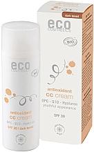 Парфюмерия и Козметика СС крем за лице - Eco Cosmetics Tinted CC Cream SPF30