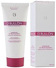 Парфюми, Парфюмерия, козметика Почистващ крем за лице - D'Bullon Programa Limpiador Limpiador En Profundidad