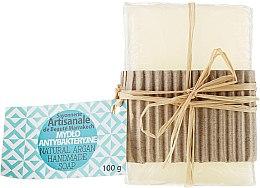 Парфюми, Парфюмерия, козметика Антибактериален сапун - Beaute Marrakech Natural Argan Handmade Soap