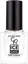 Парфюми, Парфюмерия, козметика Лак за нокти - Golden Rose Ice Chic Nail Colour
