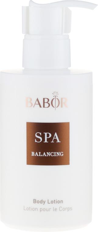 Лосион за тяло - Babor Balancing Body Lotion — снимка N2