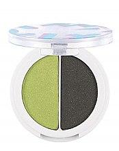 Парфюмерия и Козметика Сенки за очи - Flormar Perfect Match Duo Eye Shadow