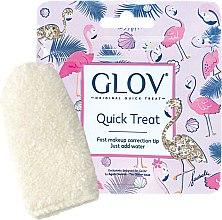 Парфюмерия и Козметика Мини-ръкавица за премахване на грим - Glov Quick Treat Fast Makeup