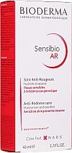 Парфюмерия и Козметика Крем за чувствителна кожа със склонност към зачервявания - Bioderma Sensibio AR Anti-Redness Cream