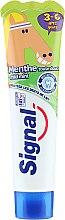 Парфюмерия и Козметика Детска паста за зъби - Signal Signal Kids Mint Toothpaste
