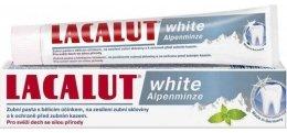 """Парфюмерия и Козметика Паста за зъби """"Алпийска мента"""" - Lacalut White Alpenminze Toothpaste"""