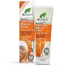 Парфюми, Парфюмерия, козметика Скраб за лице с мед от манука - Dr. Organic Manuka Honey Face Scrub