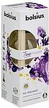 """Парфюмерия и Козметика Арома дифузер """"Лавандула и лайка"""" - Bolsius Fragrance Diffuser True Moods So Relaxed"""