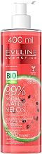 Парфюмерия и Козметика Хидрогел от диня за тяло и лице - Eveline Cosmetics 99% Natural Watermelon