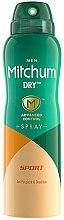 Парфюми, Парфюмерия, козметика Дезодорант за мъже - Mitchum Men Advanced Control Sport Anti-Perspirant Deodorant Spray