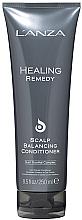 Парфюмерия и Козметика Възстановяващ балансиращ балсам за скалп и коса - Lanza Healing Remedy Scalp Balancing Conditioner