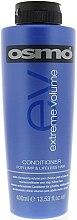 Парфюмерия и Козметика Балсам за обем на косата - Osmo Extreme Volume Conditioner