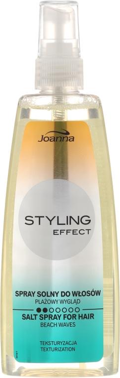 Спрей за оформяне на къдрици - Joanna Styling Effect Fluorescent Line Texturizing Salt Spray